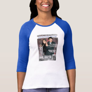 Doothcrow Magazine 3/4 Fem-tee T-Shirt
