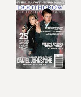 Doothcrow Magazine 3/4 Fem-tee Tshirts