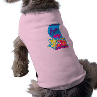 Dope Beats Happy Feets Sleeveless Dog Shirt