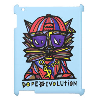 """Dope Evolution"" 631 Art iPad Case"