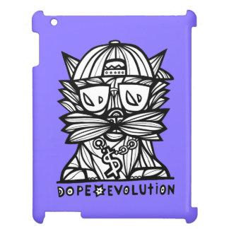 """Dope Evolution"" 631 Art iPad Case"