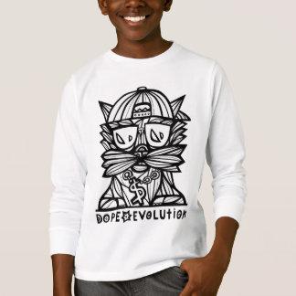 """Dope Evolution"" Boys' Long Sleeve T-Shirt"