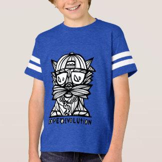 """Dope Evolution"" Boys' Sport Tshirt"
