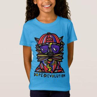"""Dope Evolution"" Girls' T-Shirt"