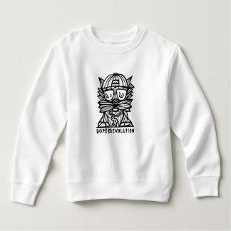 """""""Dope Evolution"""" Toddler Sweatshirt"""