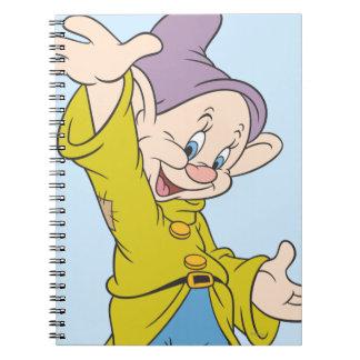 Dopey 4 notebook