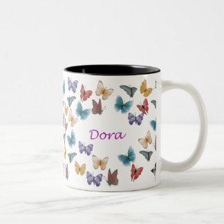 Dora Two-Tone Coffee Mug