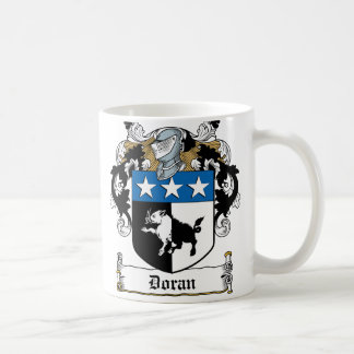 Doran Family Crest Coffee Mug