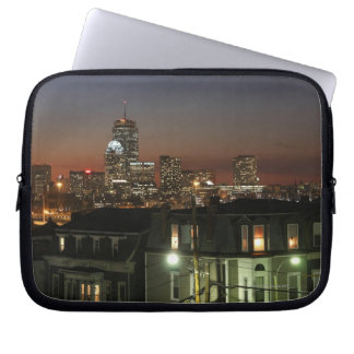 Dorchester Heights neighborhood of Boston Laptop Sleeve