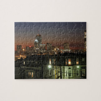 Dorchester Heights neighborhood of Boston Puzzles