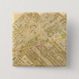 Dorchester, Massachusetts 2 15 Cm Square Badge