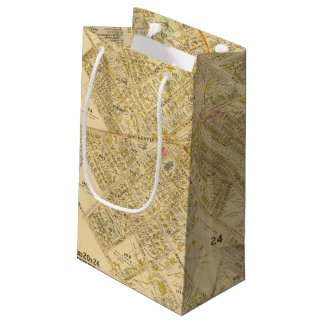 Dorchester, Massachusetts 2 Small Gift Bag