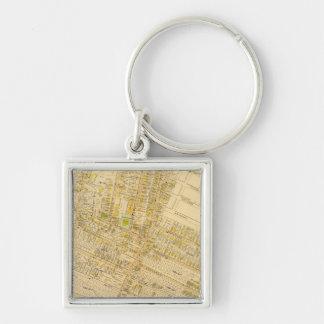 Dorchester, Massachusetts Key Ring