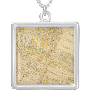 Dorchester, Massachusetts Silver Plated Necklace