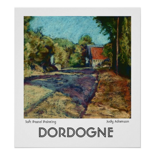 'Dordogne' Print or Poster
