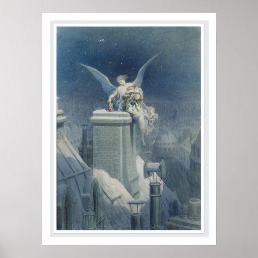 Dore Angel Poster