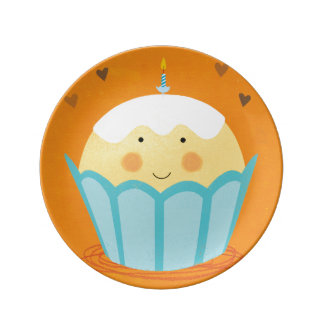 Doris Cupcake Plate! Plate