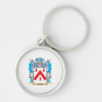 Dork Coat of Arms - Family Crest Keychains