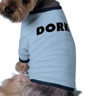 dork png doggie t-shirt