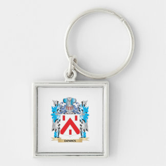 Dorks Coat of Arms - Family Crest Key Chain