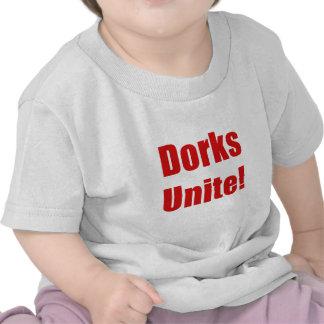 Dorks Unite T-shirt