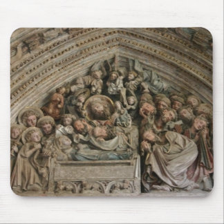 Dormition Mouse Pad