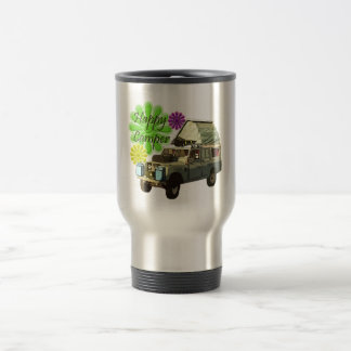 Dormobile Happy Camper Mug