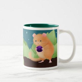 Dormouse Dinner - mug