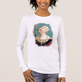 Dorothea Kannengiesser, 1516 (tempera on limewood) Long Sleeve T-Shirt