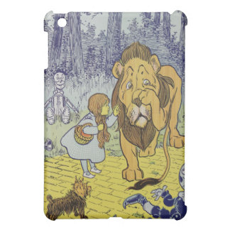 Dorothy and the Cowardly Lion from Wizard of Oz Case For The iPad Mini
