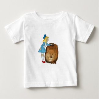 dorothy and the lion baby T-Shirt
