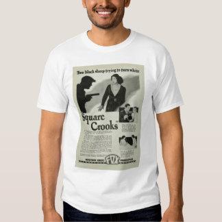 Dorothy Dwan 1928 vintage movie poster T-shirt