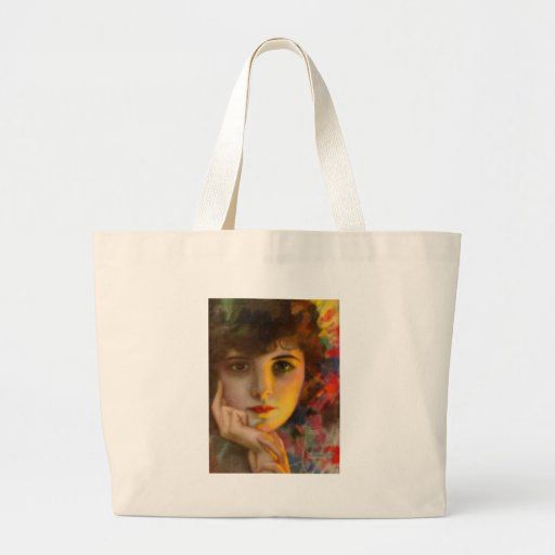 Dorothy Phillips Jumbo Tote Bag