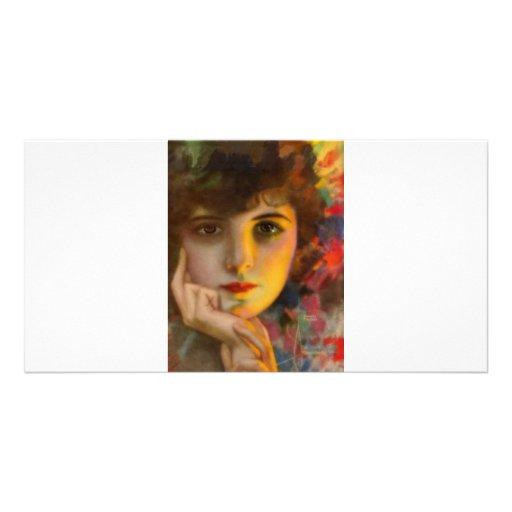 Dorothy Phillips Customized Photo Card