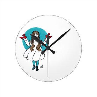 Dorothy: The Wonderful Wizard of Oz Round Wall Clock