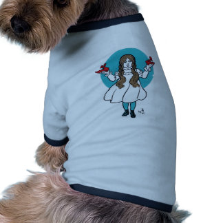 Dorothy: The Wonderful Wizard of Oz Doggie Shirt