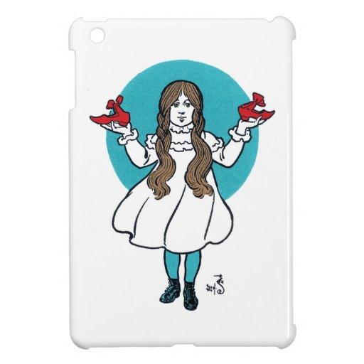 Dorothy: The Wonderful Wizard of Oz iPad Mini Cases