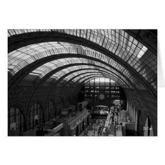 D'Orsay Arch BW, S Cyr Card