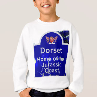Dorset Blue Sweatshirt