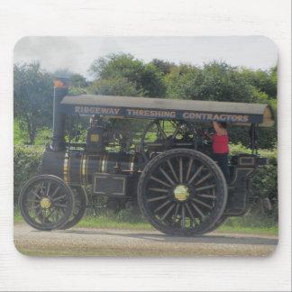 Dorset Steam Fair Burrell General Purpose Engine Mouse Pad