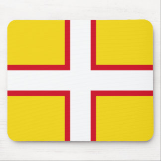 Dorset, United Kingdom flag Mouse Mat