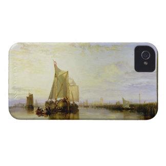 Dort or Dordrecht: The Dort Packet-Boat from Rotte iPhone 4 Cover