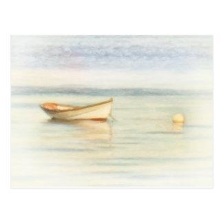 Dory Boat by Shawna Mac Postcard