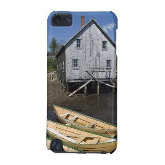 Dory builder,Lunenburg, Nova Scotia, Canada iPod Touch 5G Cases