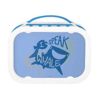 Dory & Destiny | I Speak Whale Lunchboxes