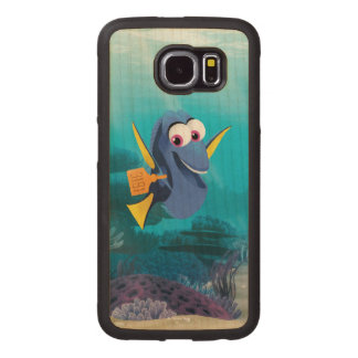 Dory | Finding Who Wood Phone Case