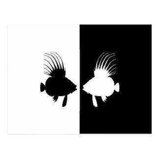 Dory (fish) postcard