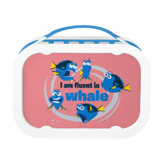 Dory | I am Fluent in Whale Lunch Boxes