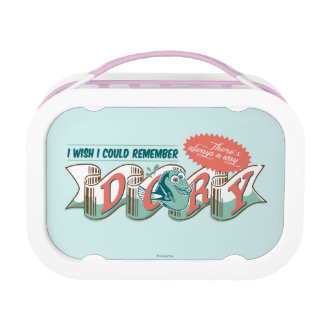 Dory | I Wish I Could Remember Lunchboxes