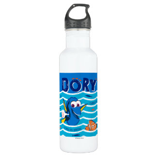 Dory & Nemo Love to Swim 710 Ml Water Bottle